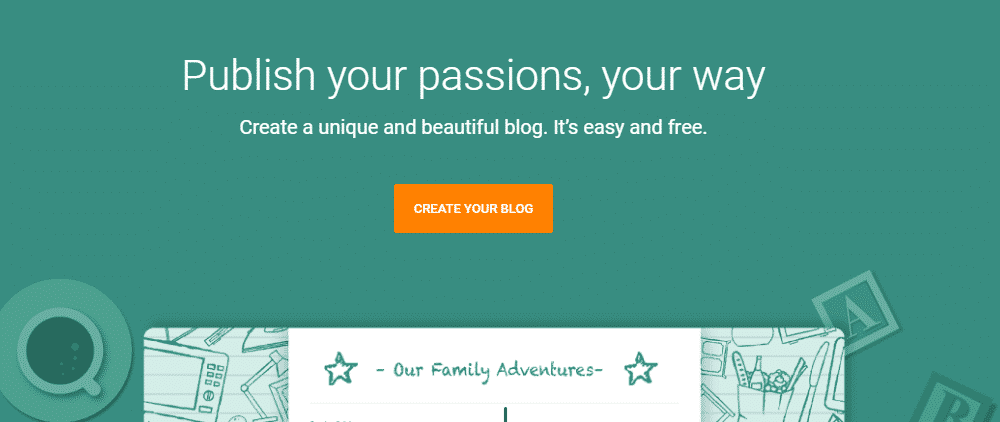 How to Create And Start A Blog For free Less than 1 Minute