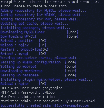 How to Install WordPress on Debian, Ubuntu With Nginx Server