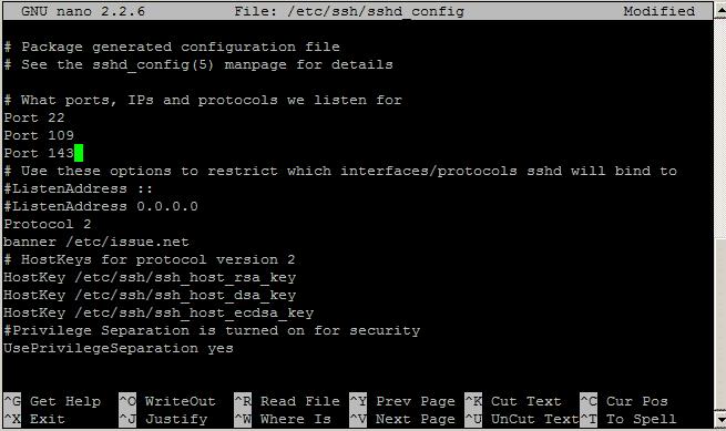 Install Dropbear On Debian