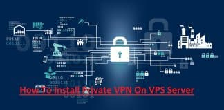 install private vpn on vps