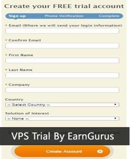 vps trial