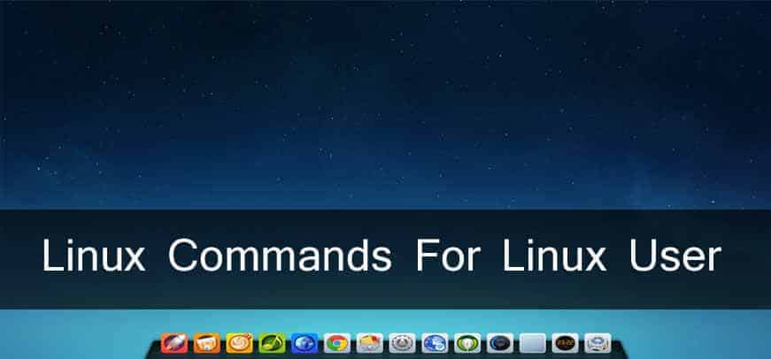 Linux Commands For Linux User