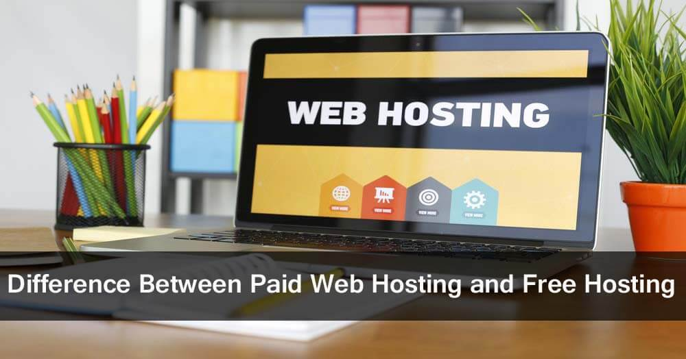 Difference Between Paid Web Hosting and Free Hosting