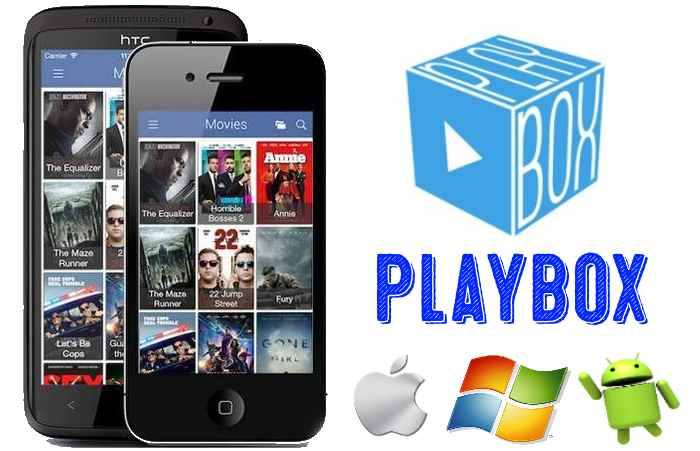 playbox hd android