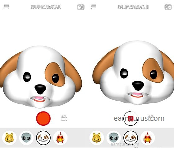 Animoji iPhone X app