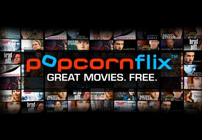 Popcornflix android film app