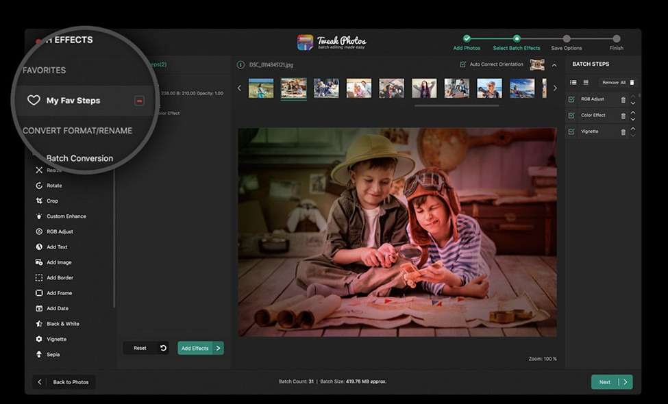 Top 7 Editing Steps to Make Your Photos Better on a Mac