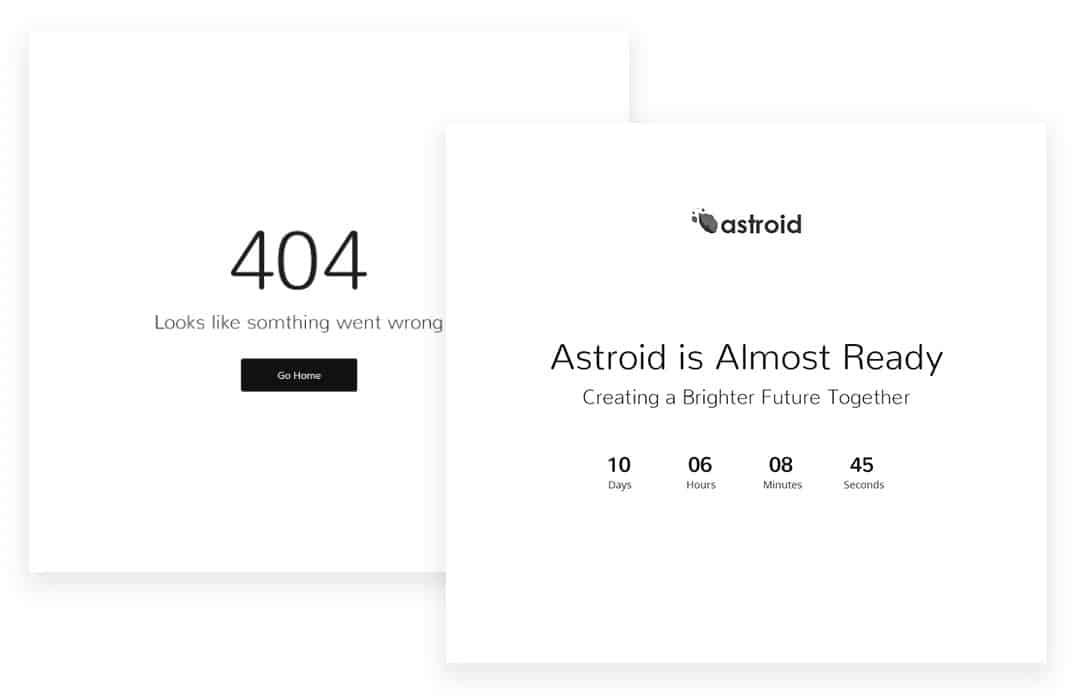 Astroid Joomla Template Framework
