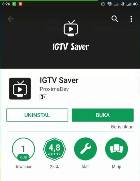 igtv saver Download IGTV Videos