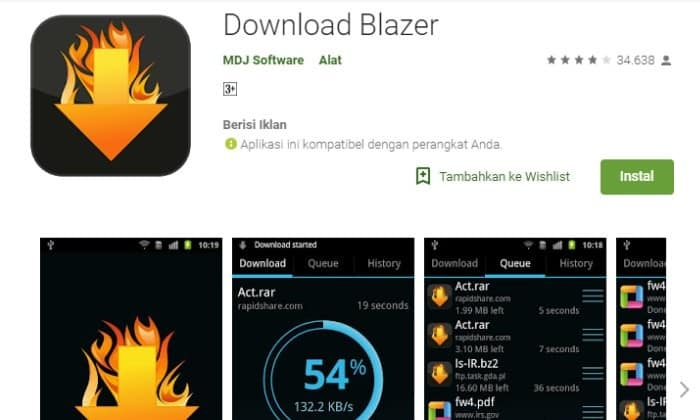 Best and Fastest Free Android Download Manager Apps