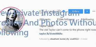 View Private Instagram Profiles And Photos Without following
