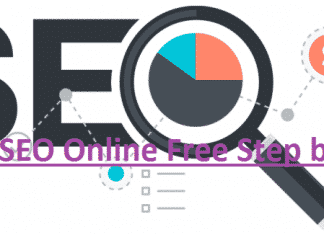 Learn SEO Online Free Step by Step guide