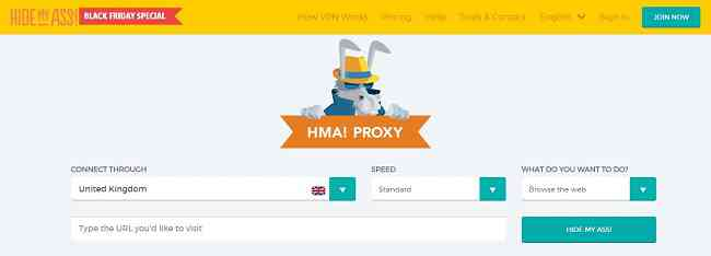 hidemyass best free proxy