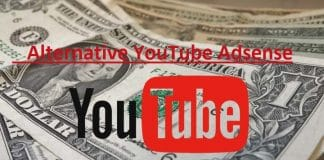 Alternative YouTube Adsense
