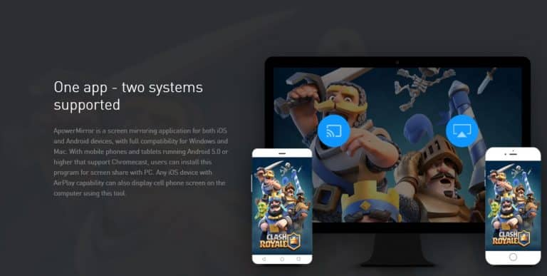 Android Home Mirror App