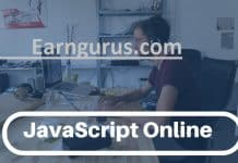 free Learning JavaScript Online