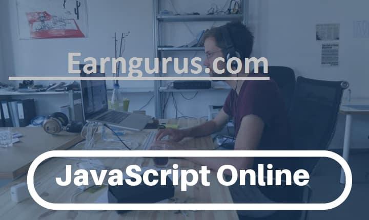 free Learning JavaScript Online