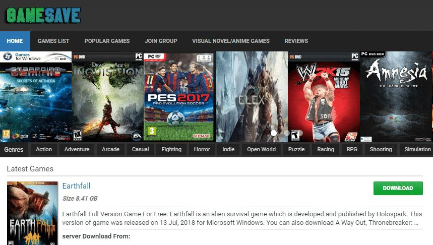 full version games cracked pc games
