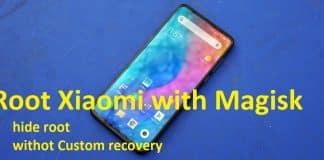 Root Xiaomi with Magisk