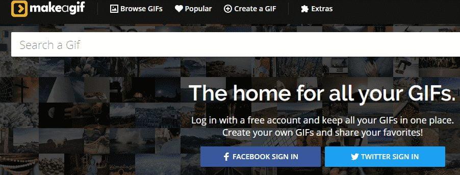 makeagif free gif maker app