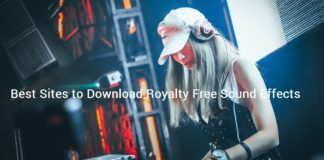 Best Sites to Download Royalty Free Sound Effects