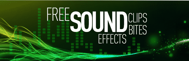 SoundBible free sound effect with free license