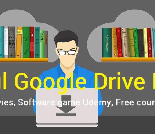 Important and Useful Google Drive Links - TechPanga