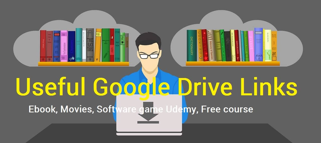 Useful Google Drive Links
