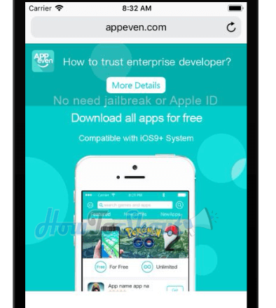 appeven ipa cracked ios apps