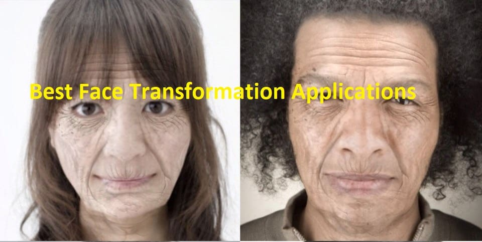 Best Face Transformation Applications