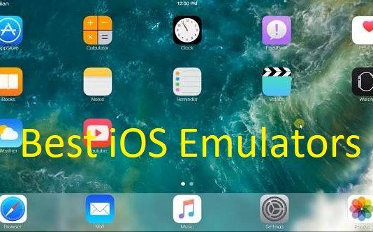 Best iOS Emulators IPadian