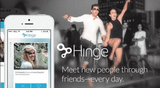 Hinge best app for dating