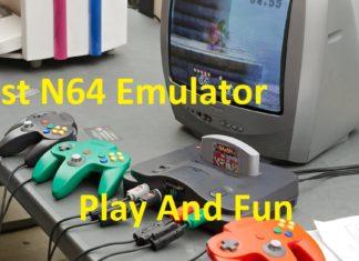 Best N64 Emulator 2019
