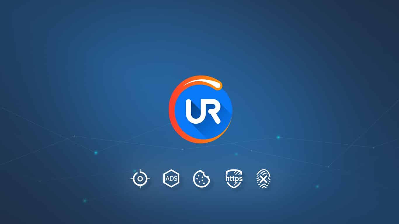UR Browser with Integrated VPN