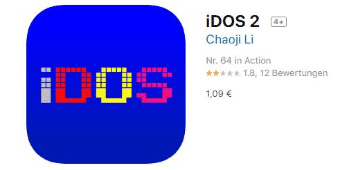 iDos For iOS