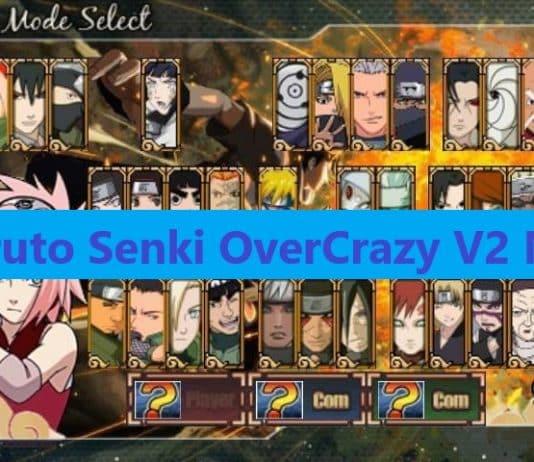Naruto Senki OverCrazy V2 Mod