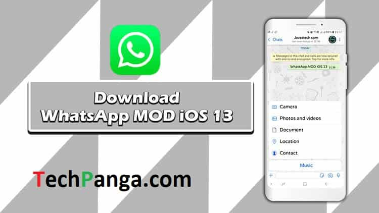 Download Latest WhatsApp MOD iOS