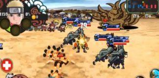 Naruto Senki Mod Game