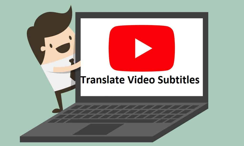 Translate youtube Video Subtitles