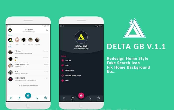 Download Delta GbWhatsapp