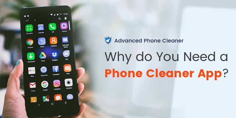 Phone Cleaner App Required