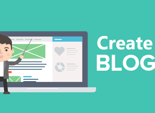 create a blog to make money