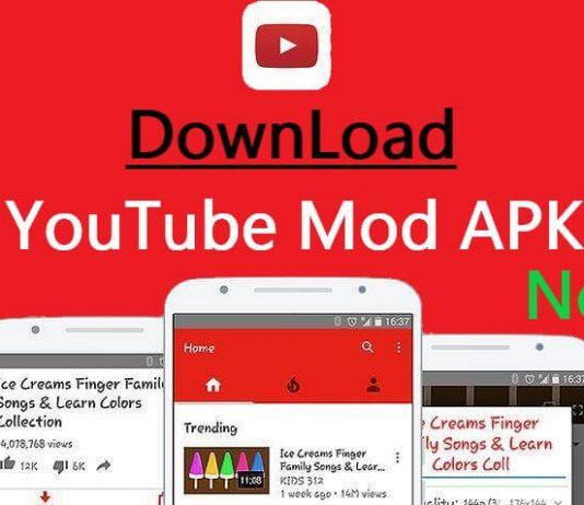 YouTube Mod apk
