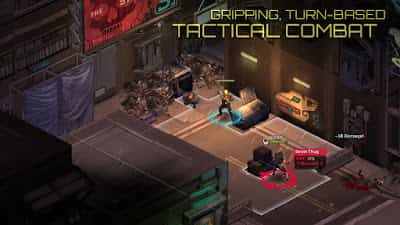 5. Shadowrun Returns rpg game