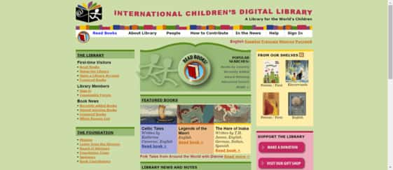 International Digital Children's Library