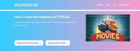 MegaBoxHD App