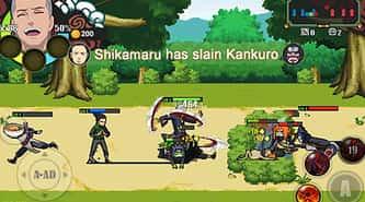 Naruto Senki Unlimited Skill Apk