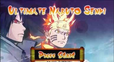 Ultimate Naruto Senki 3 Apk Mod