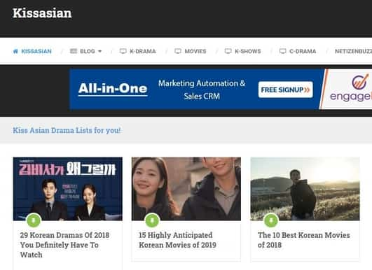 kissreport best korean drama download site