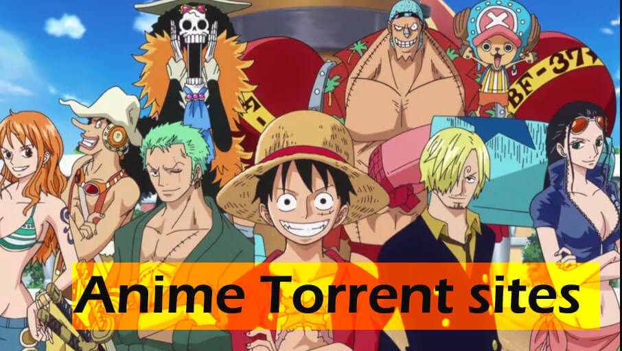 Anime Torrent sites